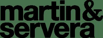 Martin & Servera Logotype